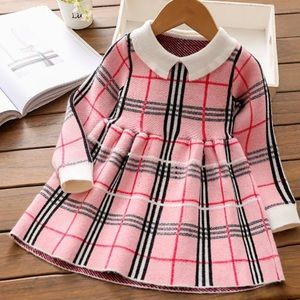 New Arrival 2T-6Y Toddler Dress